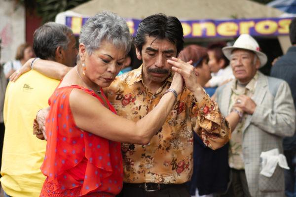 primera cita en la Ciudad de México CDMX danzón