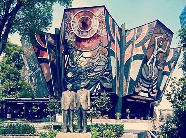 Murales Impresionantes De La Ciudad De Mexico Que No Debes Perderte