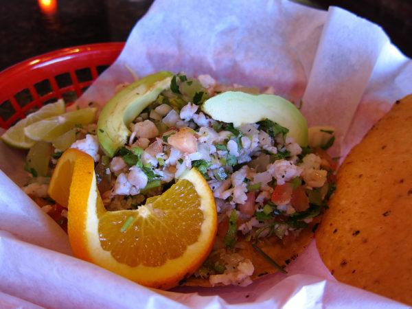 comida callejera mexicana