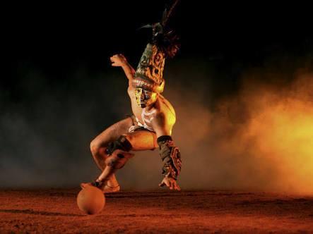 juego maya de pelota