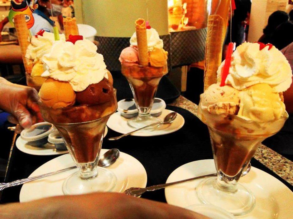 heladerías de Lima