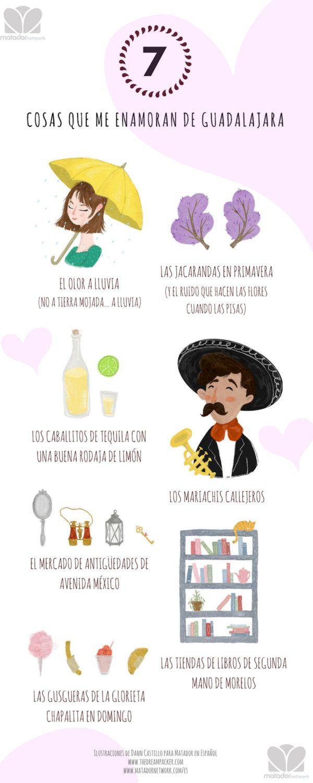 8 cosas que me enamoran de Guadalajara