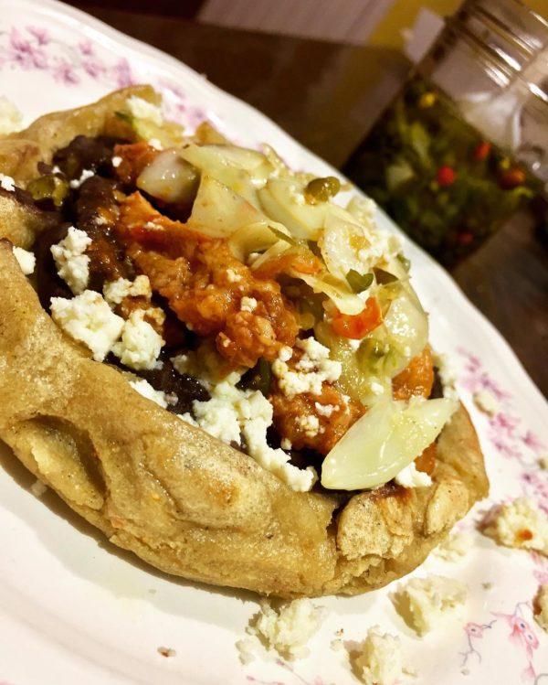 cocina de Tamaulipas