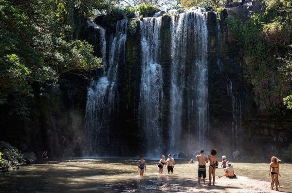 lugares gratuitos de Costa Rica