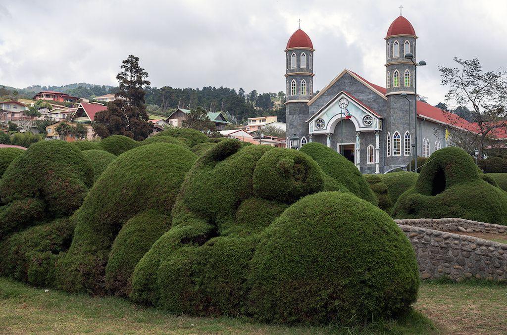 lugares gratuitos en Costa Rica