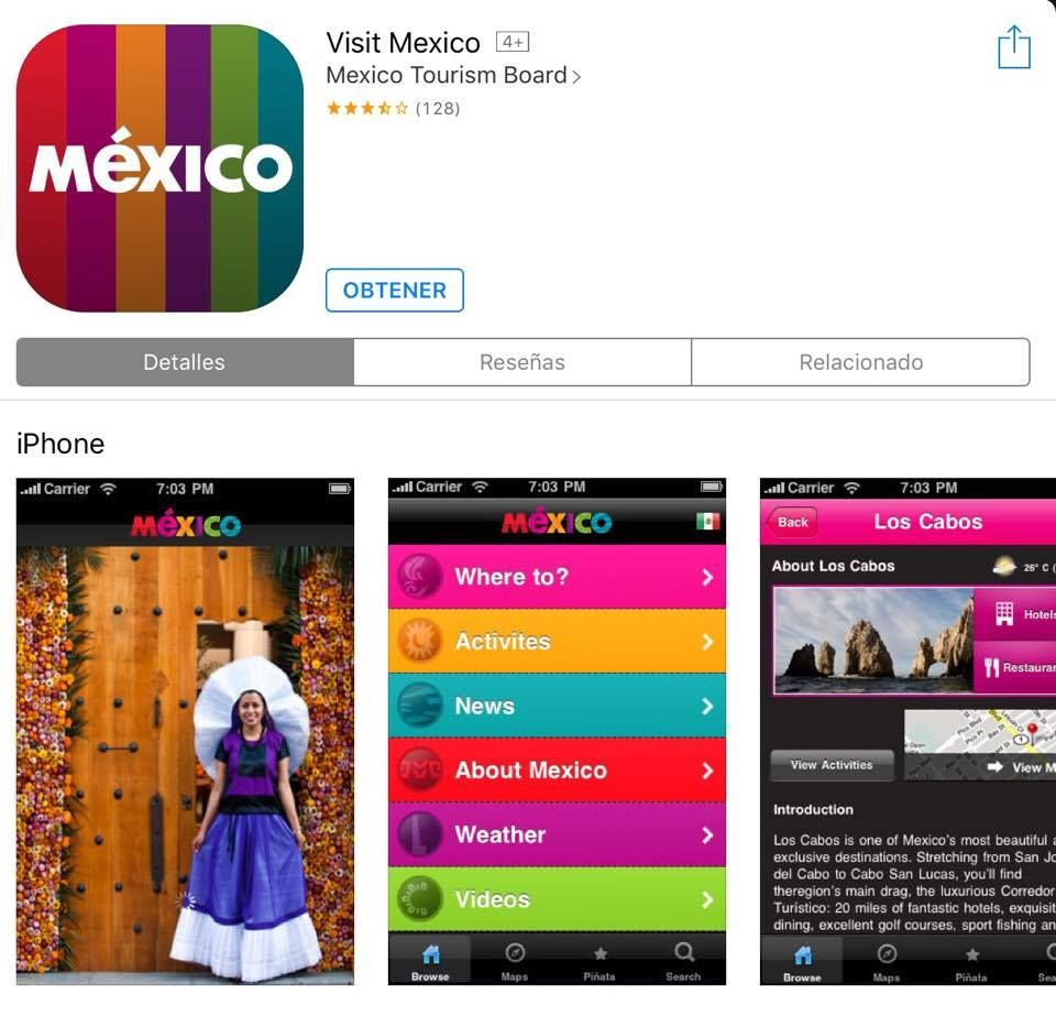 apps mexicanas