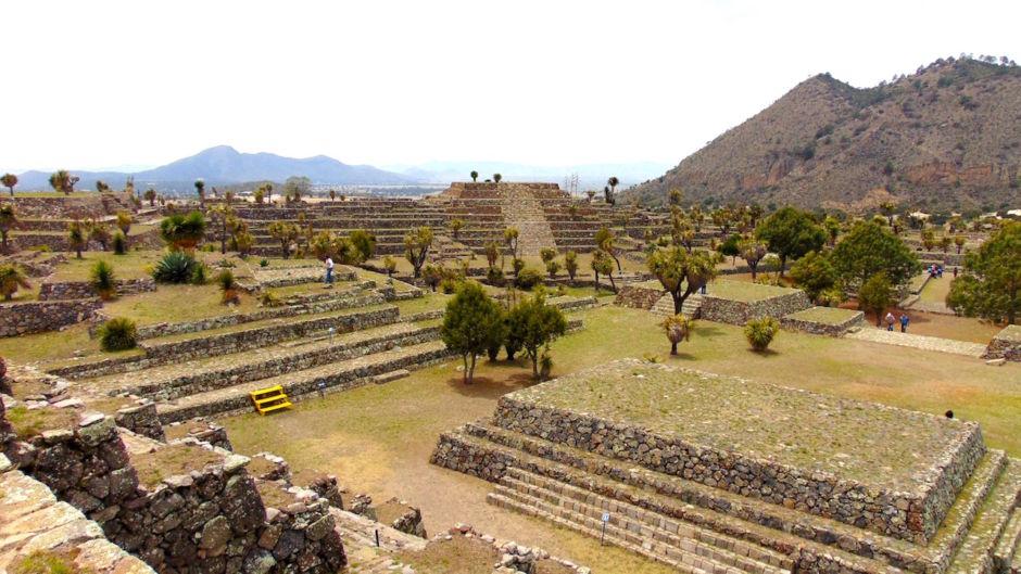 zonas arqueológicas más impresionantes de México