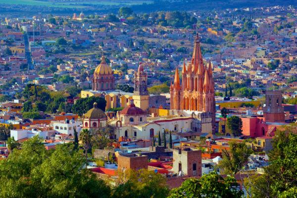 Pueblos Mágicos Guanajuato