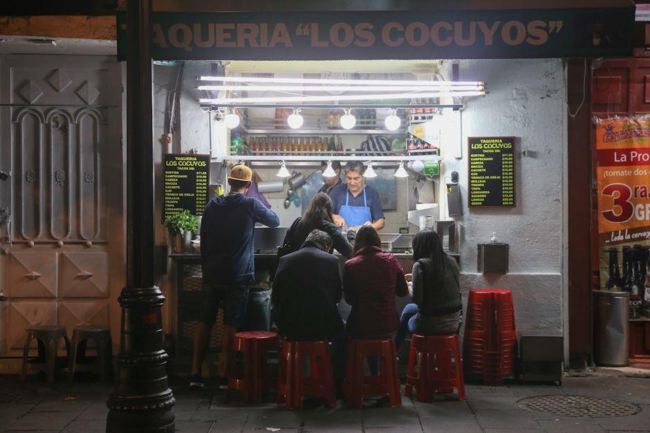 mejores taquerías de la Ciudad de México