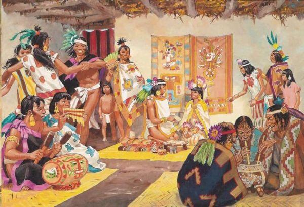bodas entre los mexica