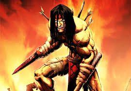 Galvarino Wolverine
