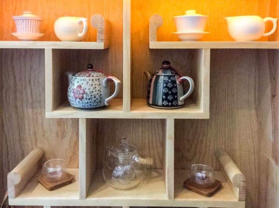 Casas de té Ciudad de México