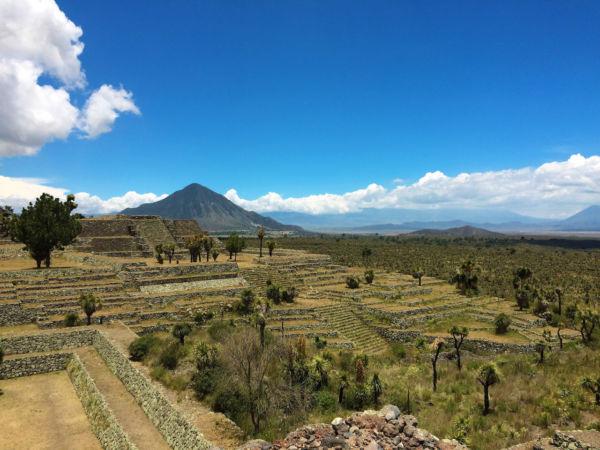 Sitios arqueológicos Puebla