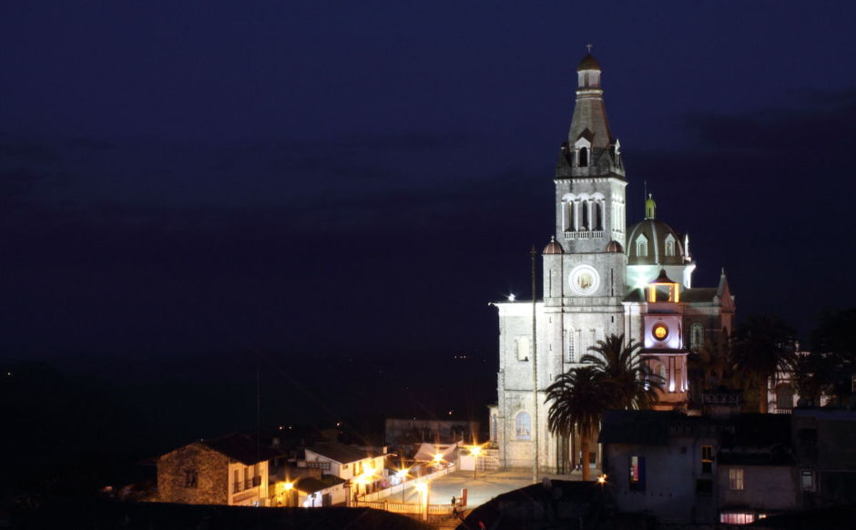 Visita Cuetzalan Puebla