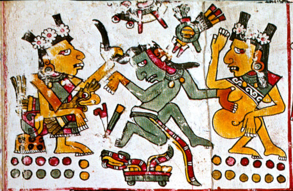 Xochiquetzal la diosa mexica