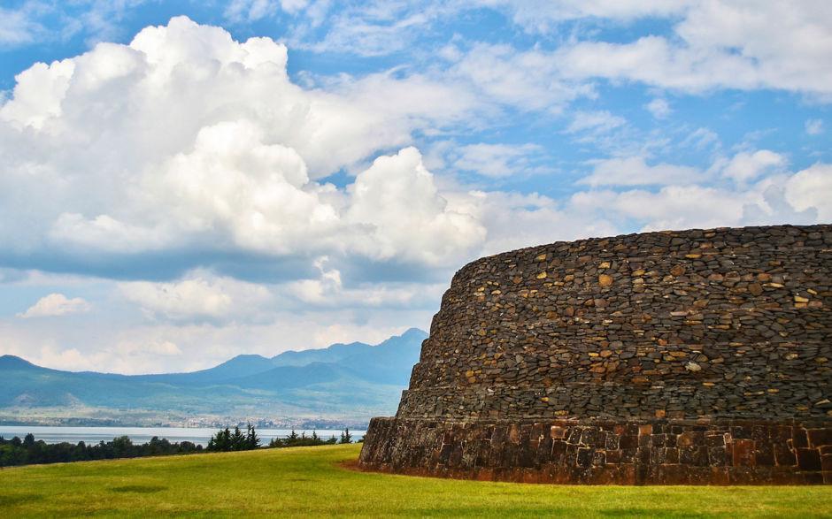 Antiguos habitantes de Michoacán
