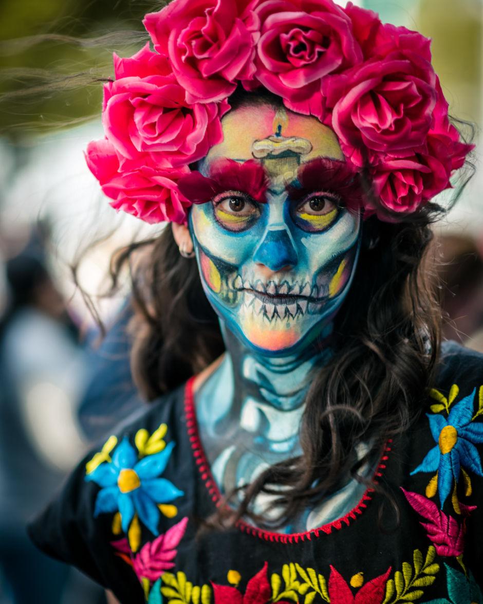 25 Imágenes De Catrinas Que Te Dejarán Listo Para El Día De Muertos