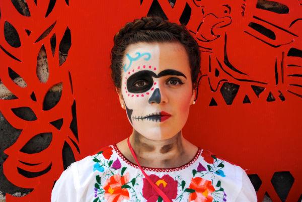 Catrina Día de Muertos México