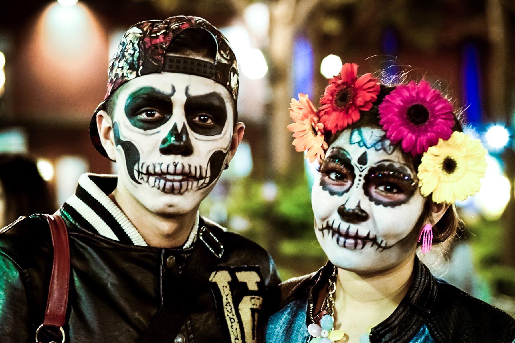 Día De Muertos Coyoacán