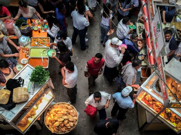 Comida de Guanajuato