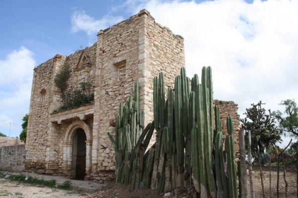 Mineral de Pozos Guanajuato Mexico