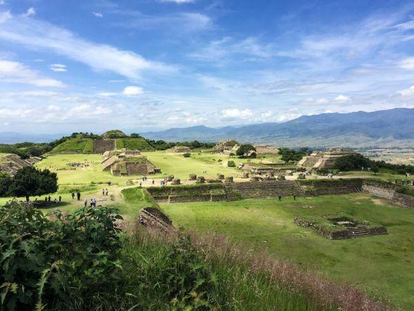 Arqueología Oaxaca