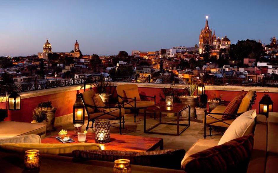 Rosewood San Miguel de Allende hotel
