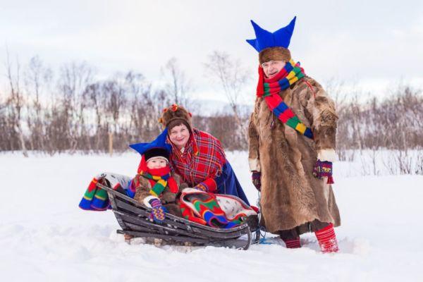 sami experiencias en Europa del Norte