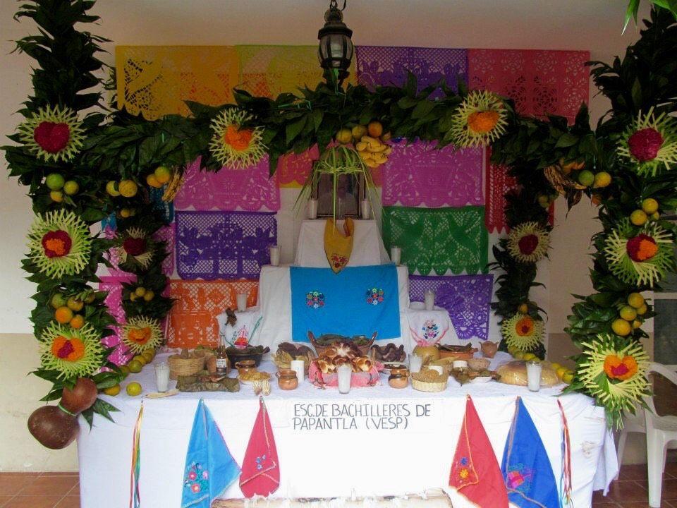 8e1ec2fd4 Todo sobre NININ  la celebración de Día de Muertos entre los totonacos