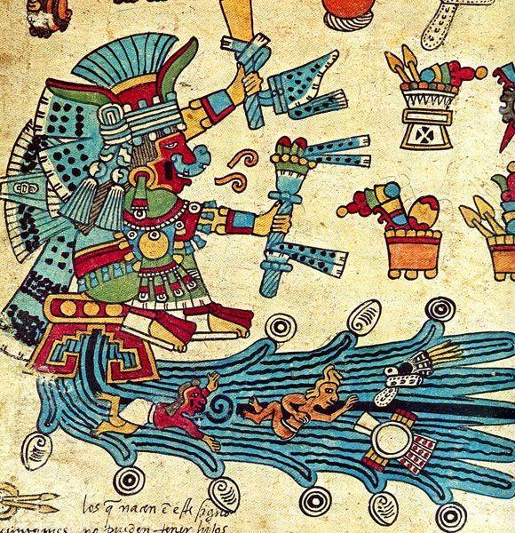 partos mexica