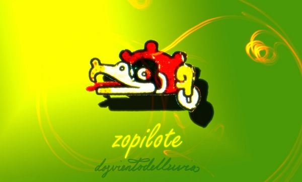 calendario azteca zopilote