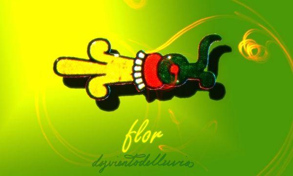 calendario azteca flor