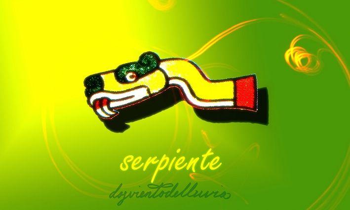 calendario azteca serpiente