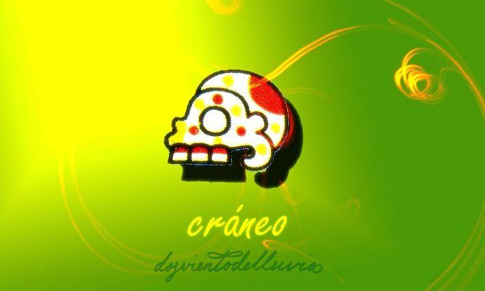 calendario azteca cráneo