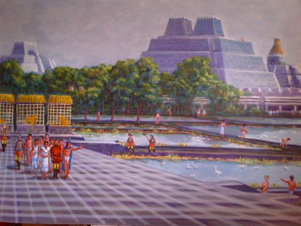 ¿Qué pasaba con los discapacitados en Tenochtitlán?
