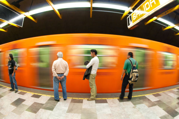 Transporte público de la Ciudad de México