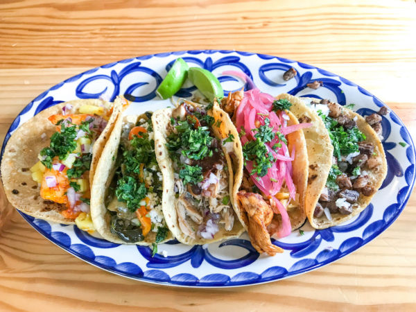 Mejores tacos de México