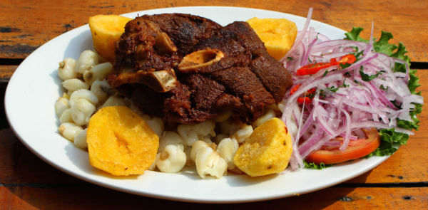 comida peruana Navidad