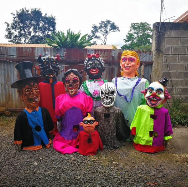 Fiestas de Costa Rica