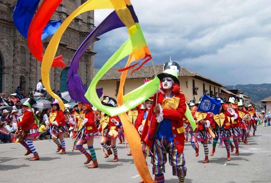 Todo Lo Que Tienes Que Saber Del Carnaval De Cajamarca