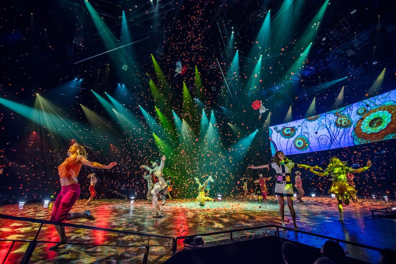 The Beatles Love Cirque du Soleil