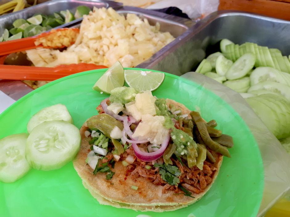 donde comer en Colonia Juárez