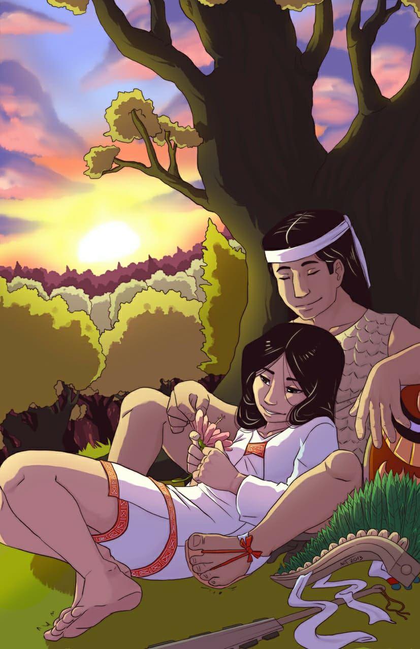 historias de amor pre-hispánicas trágicas