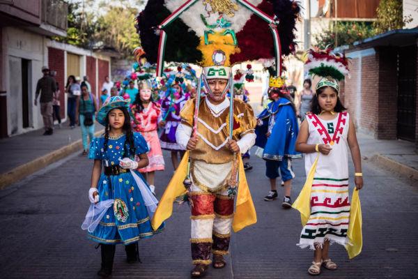 Imágenes de Oaxaca
