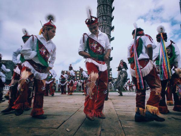 origen del nombre de los 32 estados mexicanos bailarines mexicanos