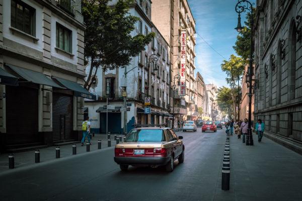 Historias de las calles de la Ciudad de México