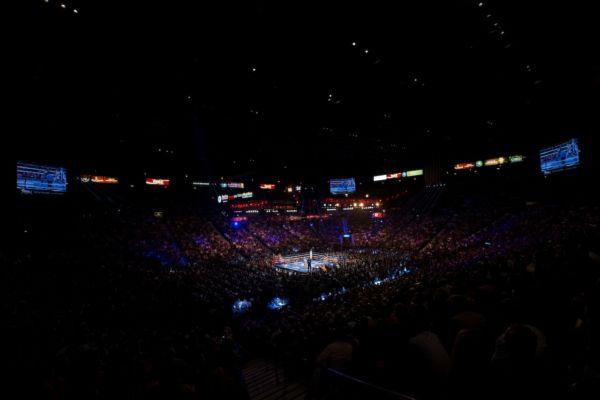 MGM Grand Garden Arena box