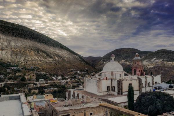 Pueblos fantasma de México