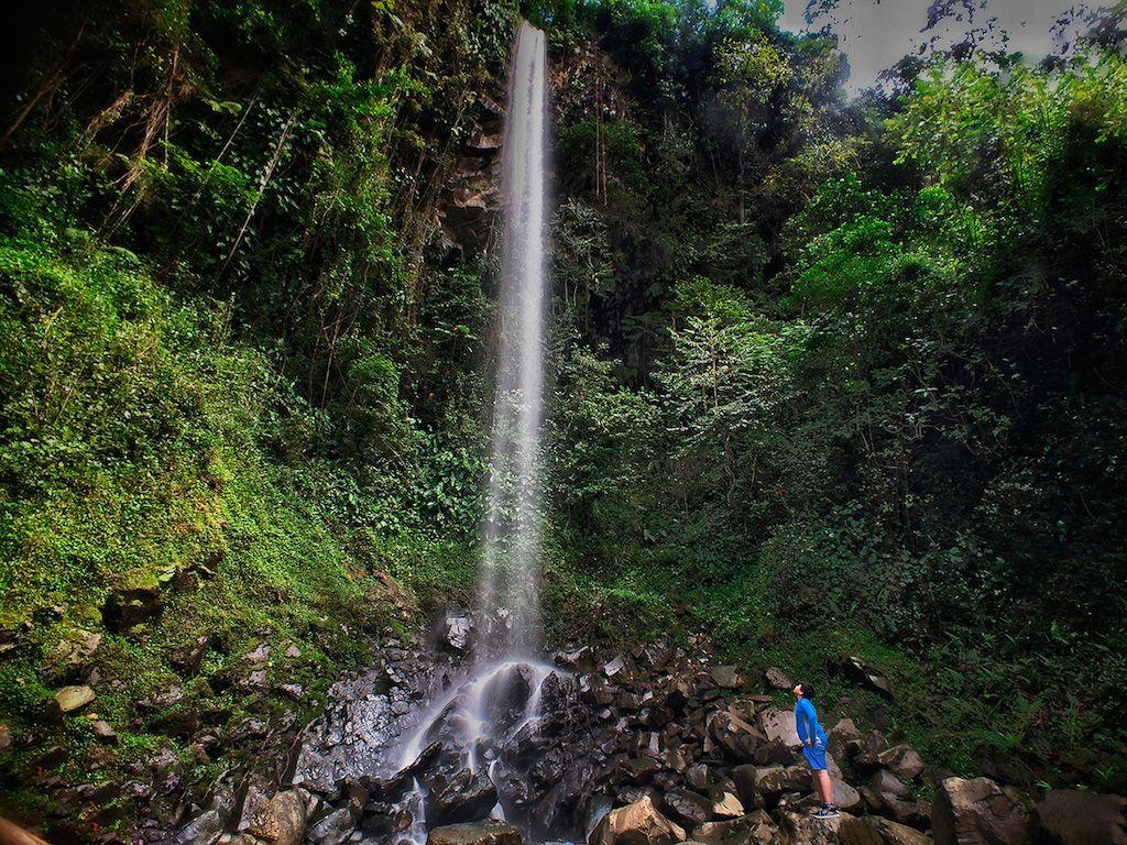 cascada Cruz de Agua