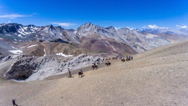 cruzar los Andes